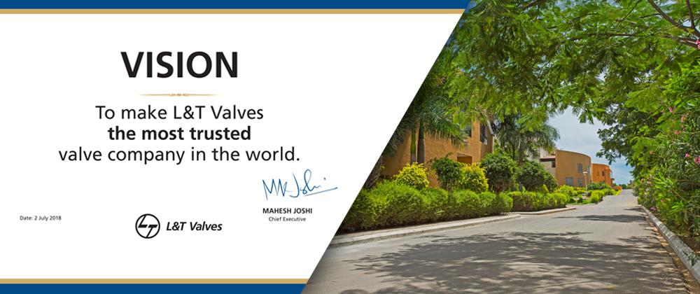 L&T Valves