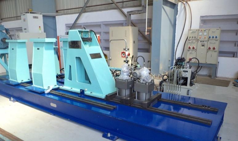 Main Bearing Assembly (MBA) & Testing