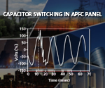 Capacitor Switching in APFC Panels