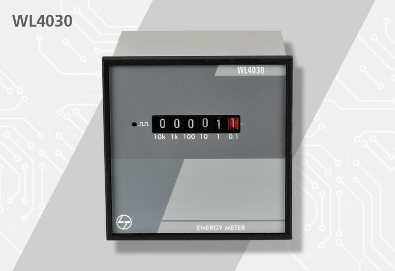 Energy Meter Counter Type
