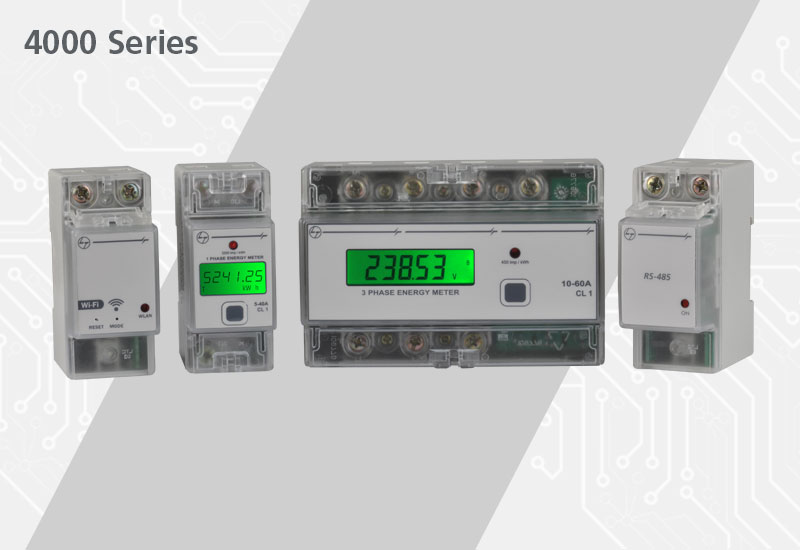 Energy Meter DIN Type