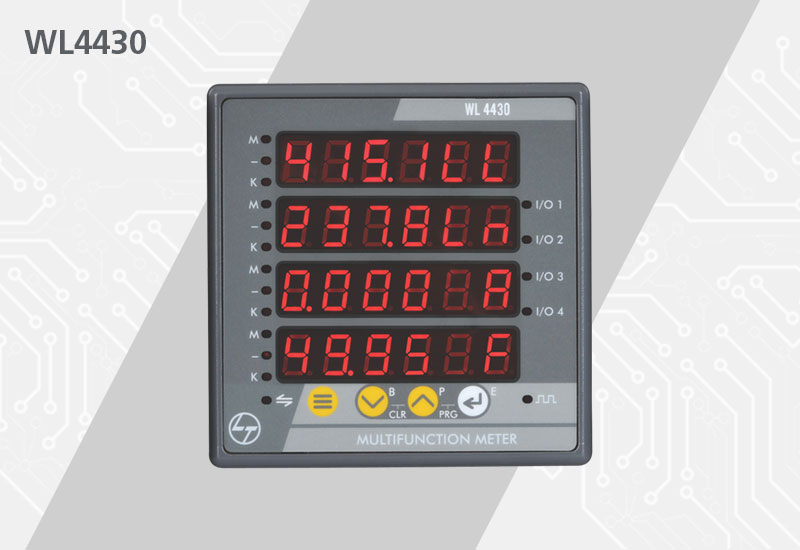 Multifunction Meter - WL4430