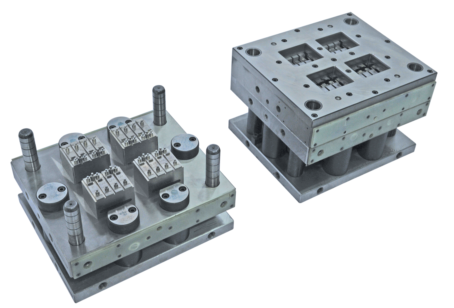 Compression & Transfer Moulds