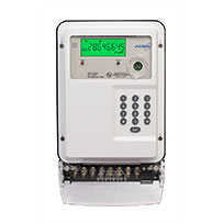 Three Phase Prepayment Meter