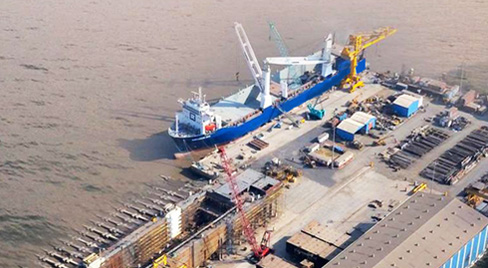 Shipbuilding | L&T India