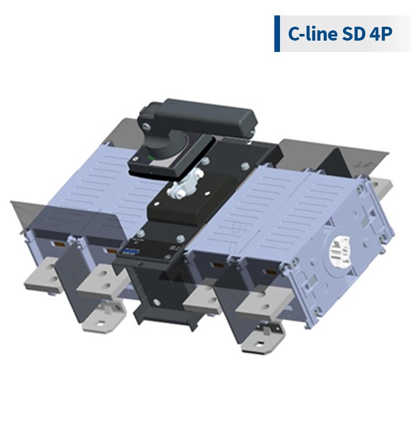 C-line SD 4P