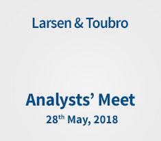Analysts' Meet FY18