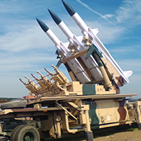 Surface-to-Air Missile (SAM) Launchers