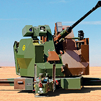 L-70 Anti-Aircraft Gun Upgrade