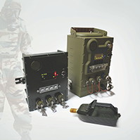 Chemical Agent Detector
