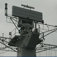 Stabilised Platforms for Naval Vessels