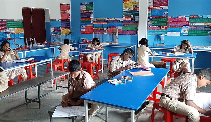 Mini-Science Centre at Govt. Tribal Residential School Anaikatti