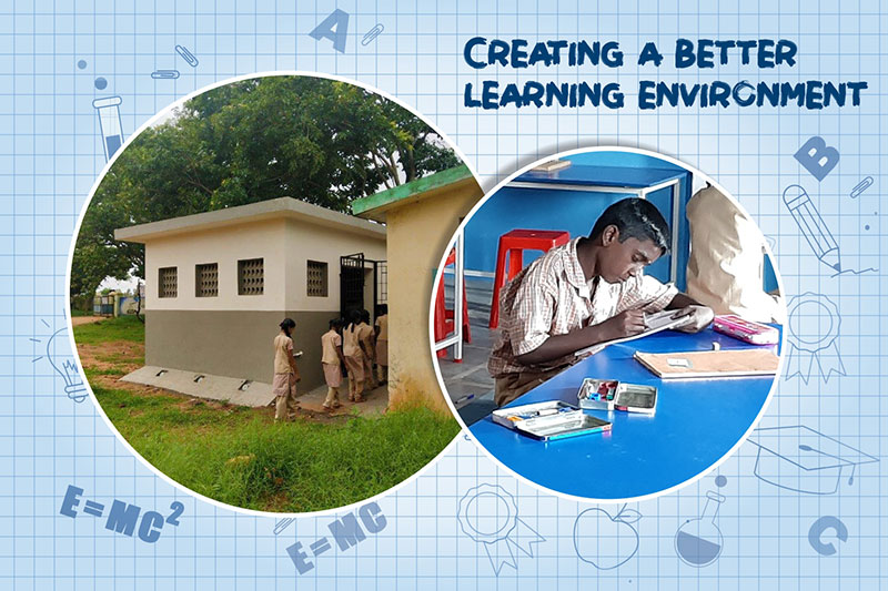 Creating a better learning environment