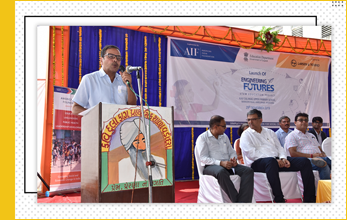 Launch of Engineering Futures at Vadodara