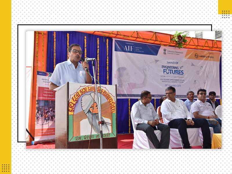 Launch of Engineering Futures, Vadodara