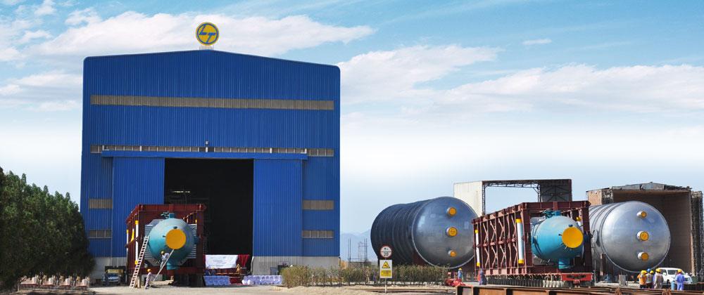 Equipment Fabrication Facility – Sohar