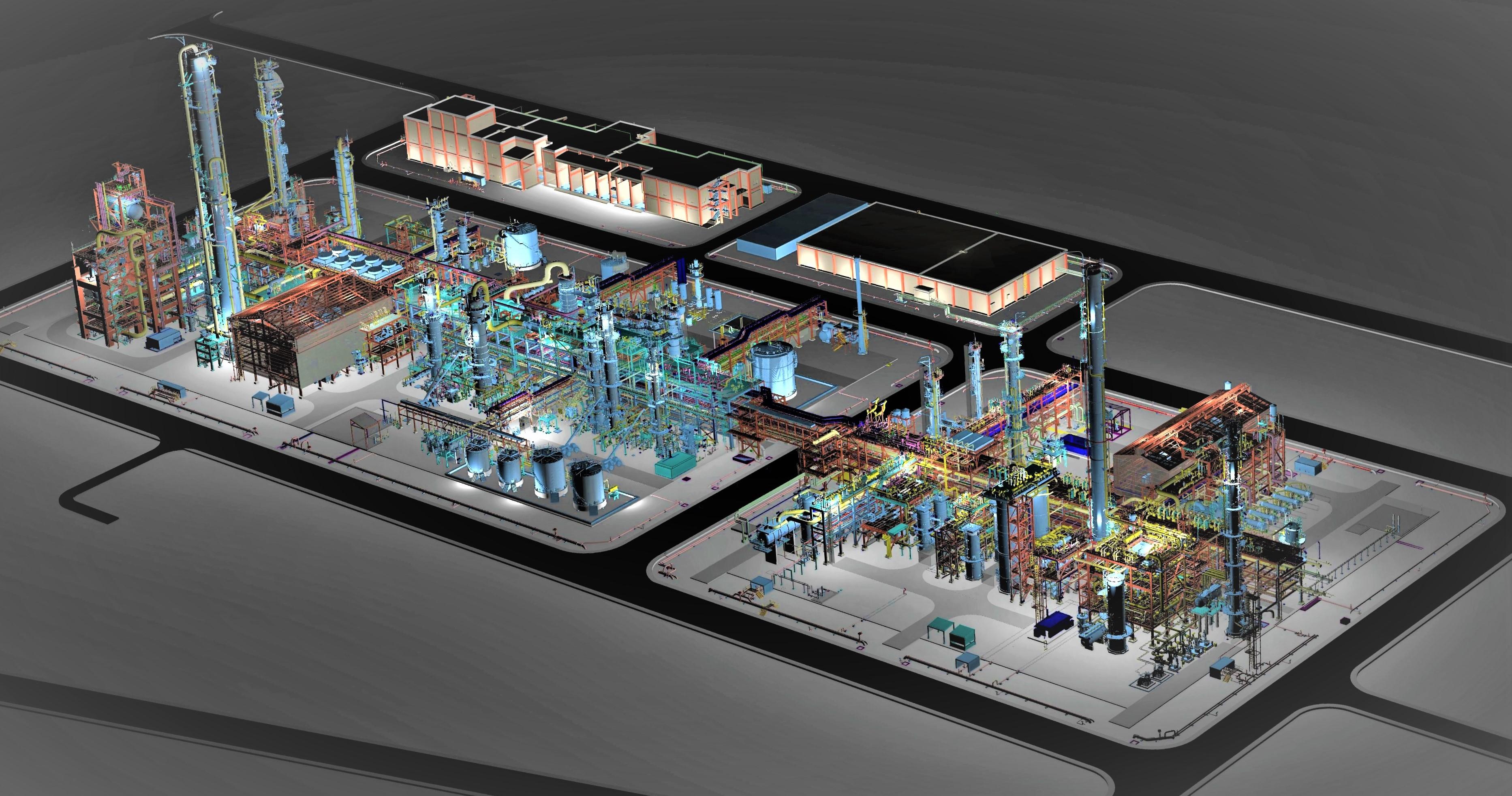 3D Project Diagram