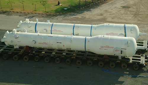 Steam Generators for PHWR Nuclear Power Plant